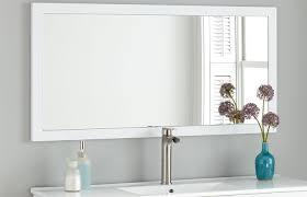 48 Inch Bathroom Mirror Bathroom Mirror 48 Inch Vanity Mirrors Unique Wall