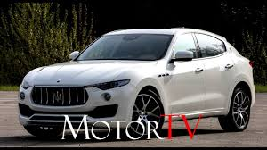 maserati 2017 white suv 2017 maserati levante l beauty shots youtube