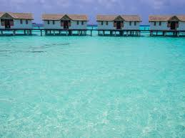 a dream come true staying in an overwater bungalow in the maldives