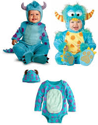 Infant Monsters Halloween Costumes James Sullivan Costume Baby Sully Costume Holiday