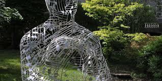Cheekwood Botanical Garden Museum Of Art Cheekwood Frist Welcome Jaume Plensa U0027s Larger Than Life U0027human