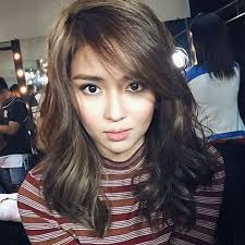 kathryn bernardo hair style ethan david ethandavid instagram photos and videos