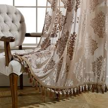 Tassels For Drapes Popular Brown Beaded Curtains Buy Cheap Brown Beaded Curtains Lots