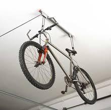 Racor Pbh 1r Ceiling Mounted Bike Lift by Racor Bicycle Ceiling Hoist 50lb Capacity Bike Storage