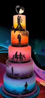 beautiful wedding cakes amazing wedding cakes wedding ideas