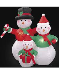 savings on lb international 3 snowman family