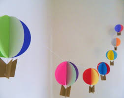 hot air balloon decorations hot air balloon decoration baby shower centerpiece