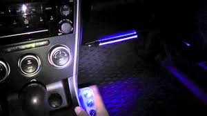 mazda interior 2010 mazda 6 interior lights youtube
