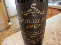 chocolate shop wine chocolate shop wine chocolate shop wine