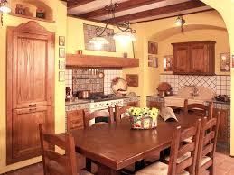 Come Arredare Una Casa Rustica by Voffca Com Rivestimento Cucina Rustica
