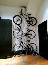 maximizing garage storage vertical bike idolza