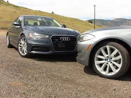resale value lexus vs audi 2012 audi a6 versus bmw 535i review and the best luxury sedan is
