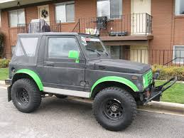 jeep suzuki samurai for sale samurai coil suspension help pirate4x4 com 4x4 and off road forum