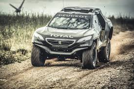 peugeot dakar 2016 team peugeot total continues to work on the development technical
