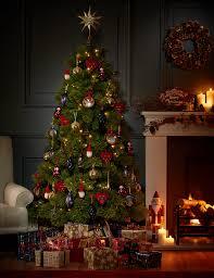 6ft flocked christmas tree m u0026s
