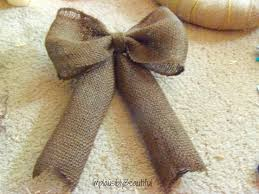 how to make a beautiful u201cfake u201d bow tutorial perfect for wreaths