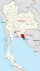 Production Map Gem Quality Mining Countries Chanthaburi City Of Gems