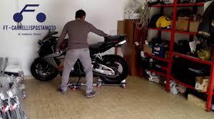 pedana sposta moto ft1s carrello sposta moto