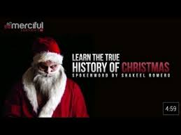learn the true history of santa satan