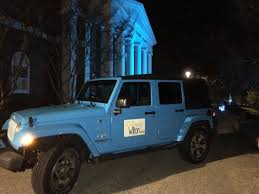light blue jeep wilton town hall u2013and gmw u2013light it up blue for autism awareness
