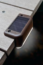 Solar Light Caps For Deck Posts by Solar Deck Post Lights Amazon 4x4 Uk 37197 Interior Decor
