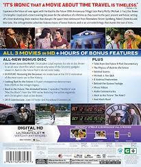 amazon com back to the future trilogy blu ray michael j fox