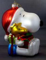 snoopy ornaments