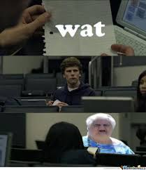 wat wut related pictures old lady meme wat random pinterest