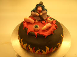 Halloween Decorations Cakes Scary Cake Ideas Kolanli Com