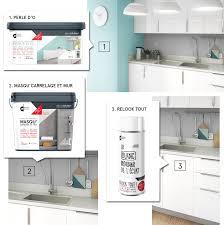 enduit cuisine lessivable rénovez votre cuisine avec maison déco déco solution rénovation
