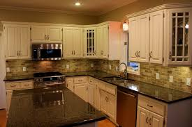Kitchens With Granite Countertops White Cabinets Modern Green Granite Countertops White Cabinets 23 White Kitchen