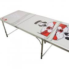 how long is a beer pong table pong table 8ft