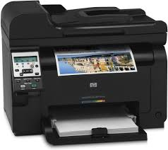 Favorito Laserjet Pro 100 Color MFP M175nw (CE866A), novo lançamento da HP &GB48