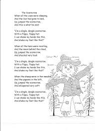best 25 scarecrow song ideas on poem on education