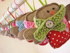 sew sweet violet robin babies dolls sweet softies