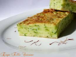 cuisiner de la courgette gâteau invisible courgettes safran parmesan eryn et sa folle