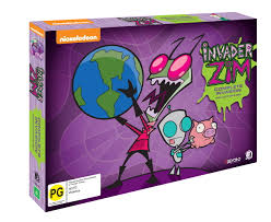 invader zim invader zim complete invasion collector u0027s set dvd in stock