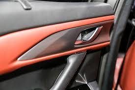 mazda cx9 interior 2016 mazda cx 9 hits l a show with fresh design new turbo engine