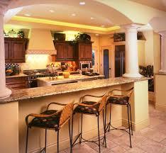Bar Kitchen Design - to style your kitchen with tuscan kitchen decor u2014 unique hardscape