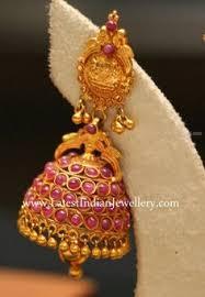 kerala style jhumka earrings traditional kerala jewellery earrings search for