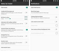 membuat file update zip android how to get the android nougat status bar and notifications