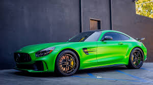 green mercedes green hell magno mercedes amg gt r adv05 track spec advanced