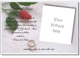 engagement greeting card wedding invitation maker printable wedding invitation templates