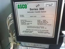 asco transfer switch ebay