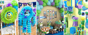 monsters inc baby shower ideas monsters theme party ideas in pakistan