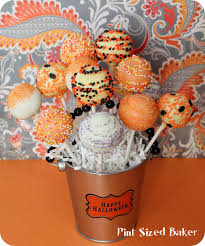 Halloween Cake Pops Pictures by Rolling Cake Pop Tips Pint Sized Baker