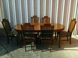 attic heirlooms dining table broyhill dining room chairs table and chairs furniture northern