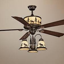 Lodge Ceiling Fans With Lights Vaxcel Rustic Lodge Ceiling Fan With Light Kit Ceiling Fans