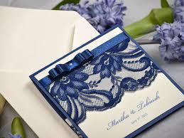 navy wedding invitations custom listing 20 navy lace ecru wedding invitation pocket fold