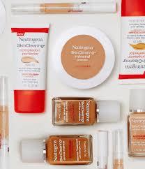 skinclearing mineral powder neutrogena